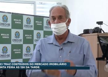 TV Creci traz conteúdos do mercado imobiliário toda quinta as 15h- Mora Sergipe Bloco 02