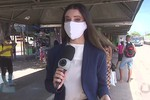 Usuários reclamam de superlotação e demora dos coletivos em Aracaju