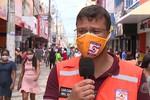 Procon e Defesa Civil realizam fiscalização no centro de Aracaju