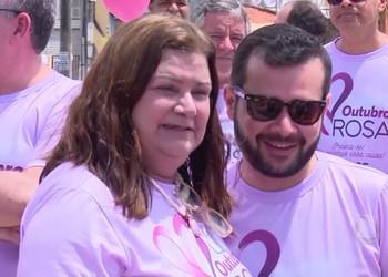 Outubro Rosa foi marcado por grandes campanhas - Bloco 1