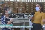 TRE começa preparação das urnas eletrônicas para segundo turno