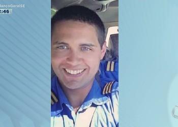 Corpo do piloto do avião que caiu em Aracaju é encontrado