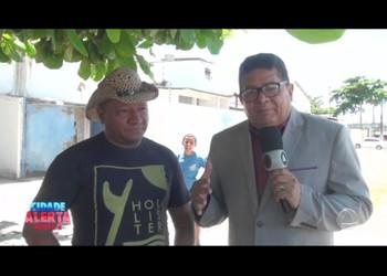 Samuel Sertanejo faz festa para arrecadar fundos para fazer cirurgia