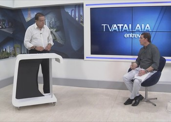 TV Atalaia Entrevista - Marcílio Lins, Assessor do Sergipe Previdência - 22/02/18 - Bloco 03