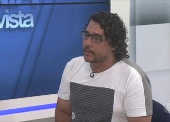 TV Atalaia Entrevista - Sec. de Movimentos Populares do PT, Tadeu Brito - 26/02/18 - Bloco 03