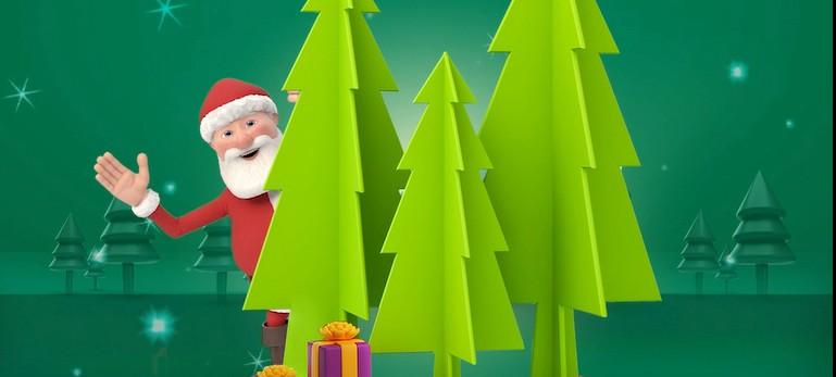 Shoppings apostam na tradição e na tecnologia para fazer um Natal inesquecível