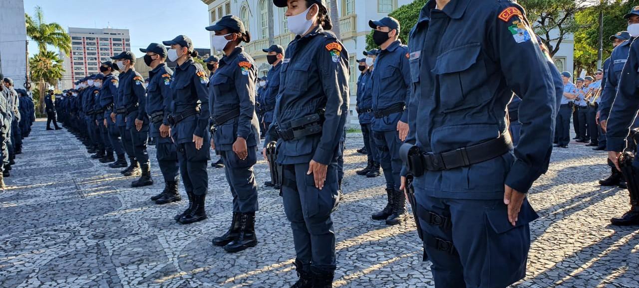 291 novos soldados serão formados pela Polícia Militar