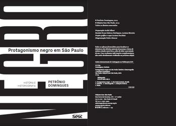 Protagonismo negro em São Paulo