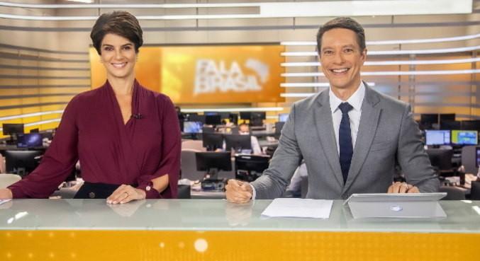 Mariana Godoy e Sergio Aguiar estreiam no Fala Brasil na próxima segunda (1º)